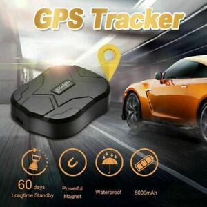 TKSTAR TK905 Real-Time Car Vehicle GPS Tracker Magnetic GSM GPRS INS Waterproof