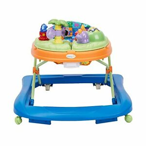 Dino Sounds 'n Lights Discovery Baby Walker With Activity Tray