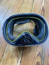 New listing Aqua-explorer Tempered Glass 4mm Vintage Scuba Goggles Diving Sea Mask