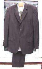 Sandro Pozzi Designermode Stretch Anzug Sakko Jackett Jacke Hose Wolle 52 nwrtg