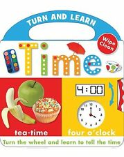 Turn and Learn: Time (Cuddle Buddies)