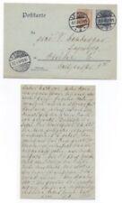 Handstamped Pre-Decimal Edward VII (1902-1910) European Stamps