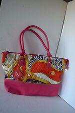 Vintage Alba Pink Leather Purse NWT