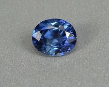 blauer Saphir Thailand  Safir  1,13 Karat blue Sapphire         koxgems