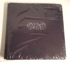 Creative Memories Flex Hinge Album Coverset Old Style Purple Birthday GIft 12x12