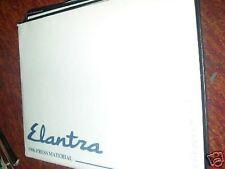 1996 HYUNDAI ELANTRA INTRO PRESS KIT