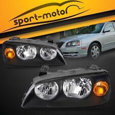 for 2004 2005 2006 Hyundai Elantra Front Headlights Headlamps Assembly Kit