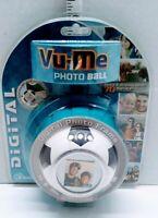 "Digital Vu-Me Photo Digital Frame Soccer Display 1.5"" LCD 70 Photos 23259 Desk"