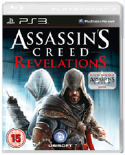 PS3-ASSASSIN 'S CREED REVELATIONS ** Nuovo e Sigillato ** UFFICIALE STOCK Regno Unito