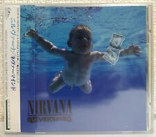 Nirvana- Never Mind - Japan Edition w/OBI