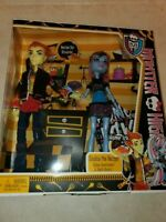 Monster High HOME ICK Double The Recipe HEATH BURNS & ABBEY BOMINABLE 2 Doll Set