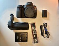Canon EOS 6D Mark II Digital SLR Camera + accessories (No Lens)