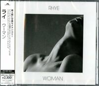 RHYE-WOMAN-JAPAN CD BONUS TRACK E75
