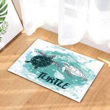 Turtle Swimming In The Spray Kitchen Bath Bathroom Shower Floor Home Door Mat