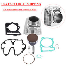 85mm  Big Bore Cylinder Piston Gasket Kit For Honda Sportrax TRX400EX 99-08