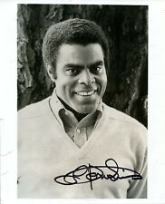 TOMMY HAWKINS - Great Photo with Smiling Closeup - SIGNED in Person