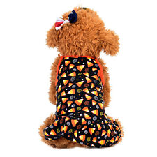 Summer Cute Pet Puppy Small Dog Cat Pet Colorful Dress Apparel Clothes