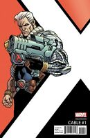 Cable #1 Variant Set Lot (2017) Marvel Comics X-Men