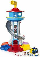 PAW Patrol My Size Lookout Tower w/Exclusive Vehicle Periscope Lights Sounds