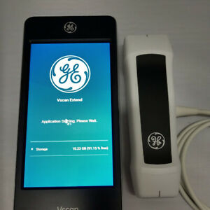 GE Vscan extend - Dual probe Fully tested with warranty Handheld Ultrasound