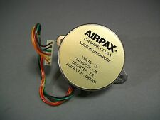 Airpax C82704 Feed Roller Motor 12VDC 36 OHMs - New