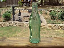 Vtg 6 Fl OZS. Coca Cola Coke Hobble Skirt Bottle DECATUR ALA Alabama PatD 105529