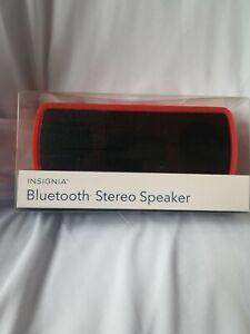 Stereo Speaker Bluetooth  Insignia  NIB