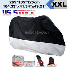 XXL Motorcycle Cover For Kawasaki Vulcan Classic Nomad Drifter 1500 US Stock