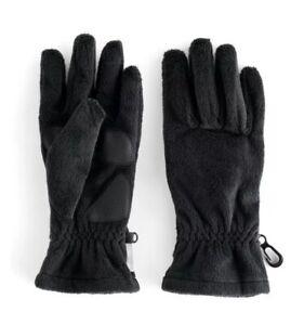 NWT Women's Columbia Blustery Summit Gloves - Black - S, M, L, XL