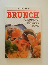 Brunch Dr Oetker Ausgefallene Frühstücksideen