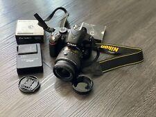 Nikon D D3200 24.2MP Digital SLR Camera - Black (Kit w/ AF-S DX ED VR G 18-55mm