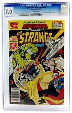 Doctor Strange #2 Sorcerer Supreme Annual 1992 Marvel CGC 7.0