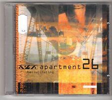 (GL611) Apartment 26, Hallucinating - 2000 CD