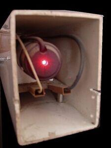 laser helium neon 3mw complet en ordre de marche .Modèle expérimental pour optiq