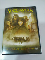 EL SEÑOR DE LOS ANILLOS La Comunidad del anillo - 2 x DVD Español Ingles AM