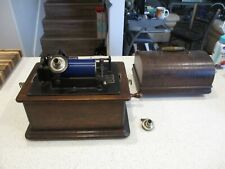 Vintage Edison Phonograph From Estate