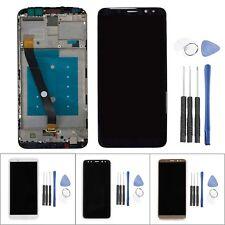 Für Huawei Mate 10 Lite LCD Display Touch Screen Bildschirm + Rahmen Schwarz