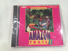 NEW Amazon Trail II Version 1.0 PC/Mac CD-ROM MECC 1996 for Windows 95/98!!!!!!!