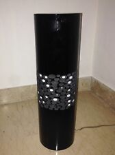 Lampada Cilindrica Nera - Black cylinder lamp (kartal, Artemide)