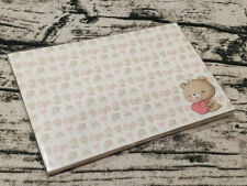 10x Cute Bear Envelopes Letter Pouch Money Bag Seal Greeting Card Message Gift