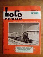 LOCO REVUE N°289 - 1968
