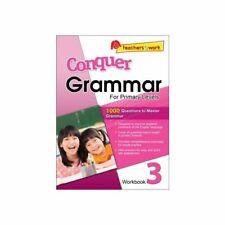Conquer Grammar for Primary 3