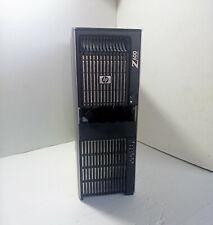 Caja de HP Z600 WORKSTATION