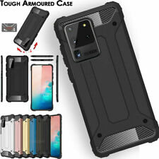 TOUGH ARMOURED Shockproof Rugged Protective Case For Samsung Galaxy S20 S10 A41