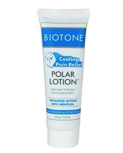 Biotone Polar Lotion 4 oz.