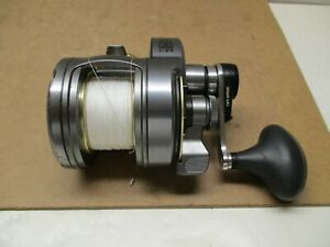 SHIMANO TYRNOS 12II ** 2-SPEED WITH 65 LB. SPECTRA ***********