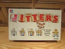 JITTERS MB GAMES 1987