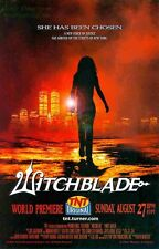 Witchblade WTC Twin Towers World Trade Center NYC SKYLINE Great Photo Print Ad!