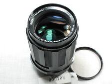 PENTAX SUPER-TAKUMAR 135mm 3.5 LENS W/PENTAX FILTER M42