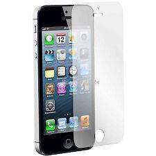 10 X De Apple Iphone 5 5c 5s frente claro Protector De Pantalla Film Lcd Lámina Protector